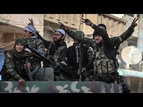 Will Kurds take aim at Turkey w/ US arms?