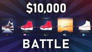 The $10,000 case battle (insane)