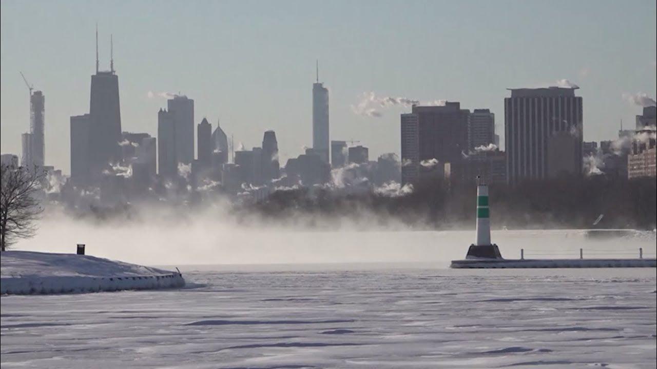 Полярный вихрь на Среднем Западе: в США 12 человек погибли из-за сильных морозов