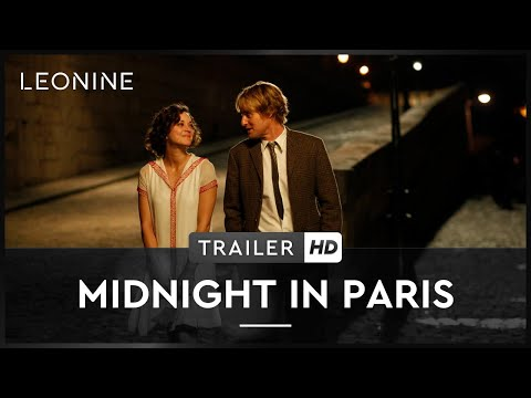 MIDNIGHT IN PARIS | Trailer | Deutsch
