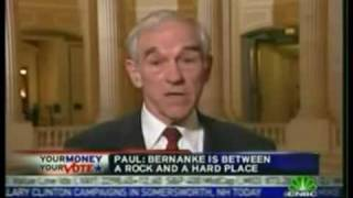 Laptop Brigade: Ron Paul on Monetary Reform