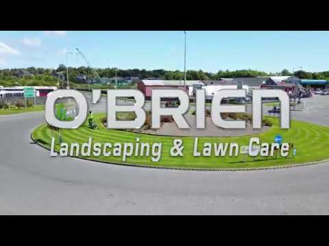 Maintaining Skibbereen Roundabout | O'Brien Landscaping and lawn care - Maintaining Skibbereen Roundabout O'Brien Landscaping And Lawn