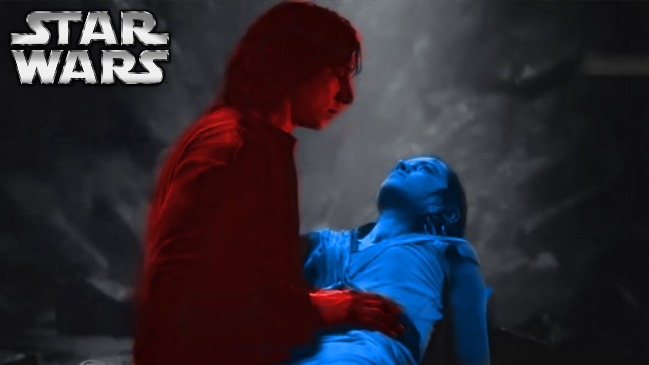 Is Rey Pregnant With Kylo Ren S Baby Rise Of Skywalker Theory Youtube