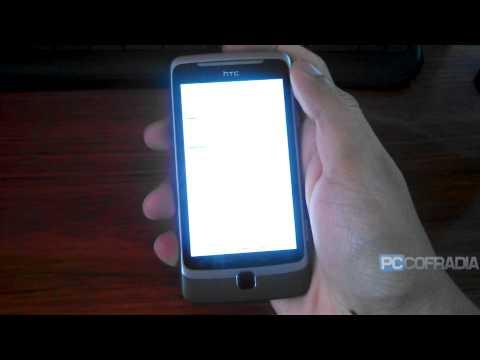 HTC Desire Z (Vision) - Hard Reset Bootloader