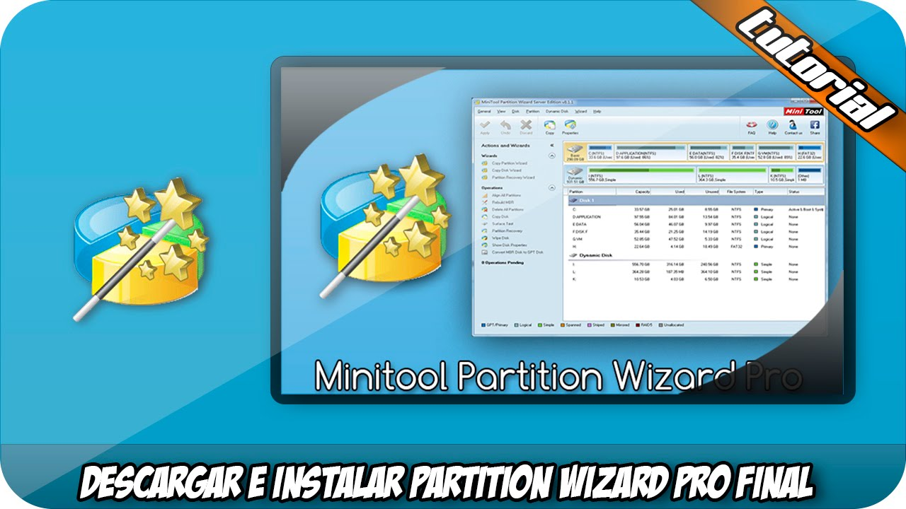 Minitool partition wizard full free