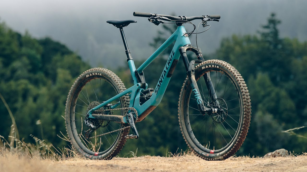 Santa Cruz 5010 / Juliana Furtado Review - 2020 Bible of Bike Tests