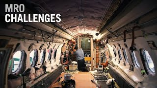 Dealing with Challenges in the Aircraft Maintenance Business  – AIN
