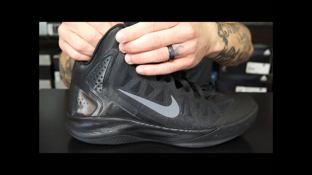 Nike Zoom Hyperenforcer Performance Review - YouTube 16bf796f13cb
