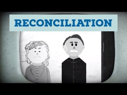 Reconciliation | Catholic Central