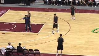 Learn a Sideline Out of Bounds Play from Jay Wright!