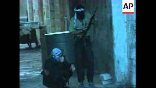 Video Palestinian snipers target Israeli troops in West Bank. download MP3, 3GP, MP4, WEBM, AVI, FLV September 2018