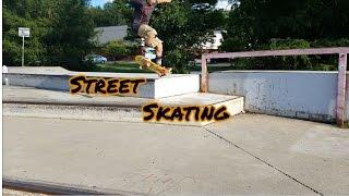 Shooting Stars (Street Skating)