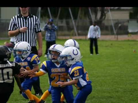 Kelso Colts 2010 Tiny Mights