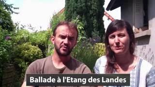 Nature, Tourisme et Creuse: La réserve naturel de l'étang des Landes