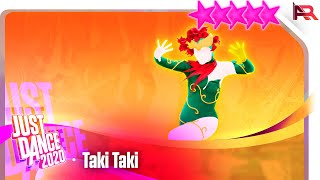 Just Dance 2020: Taki Taki by DJ Snake Ft. Selena Gomez, Ozuna, Cardi B - 5 Stars Gameplay