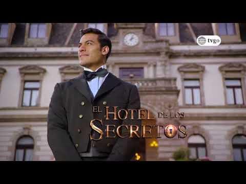 El Hotel De Los Secretos Capítulo 1 Youtube