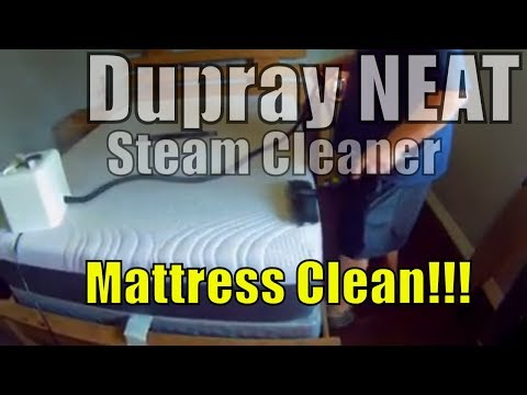 Dupray NEAT...275 Degree Mattress Cleaning!!!