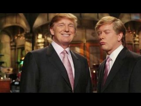 Darrell Hammond on impersonating Donald Trump