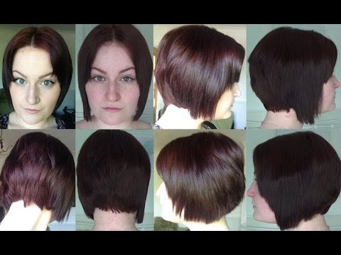 how to grow a box haircut pixie growth 10 month update 2979 | hqdefault