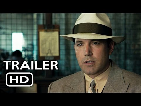 Live by Night Official Trailer #2 (2017) Ben Affleck, Scott Eastwood Drama Movie HD streaming vf