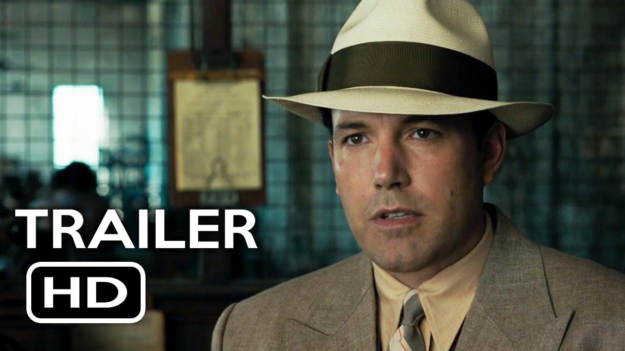 Live By Night Official Trailer 2 2017 Ben Affleck Scott Eastwood
