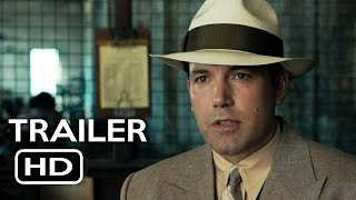 Live by Night Official Trailer #2 (2017) Ben Affleck, Scott Eastwood Drama Movie HD