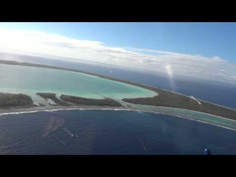 Tupai, heart-shaped island, Bora Bora, French Polynesia -- Beautiful