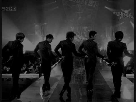 DBSK  love in the ice with eng lyrics and romanisation