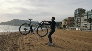 Love Story: rider and his bike 💖