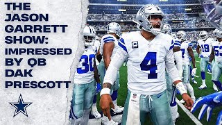 Jason Garett Show: Guarding Against a Letdown | Dallas Cowboys 2019