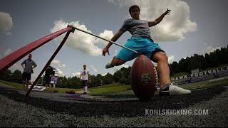 College & NFL/Pro Training   Kohl