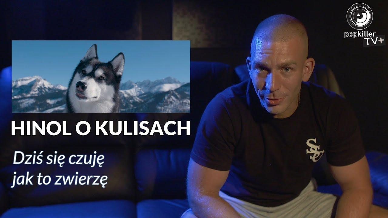"""Download Hinol Polska Wersja o """"Dziś się czuję jak to zwierzę"""": """"Myślałem, że nikt go nie skuma"""" (Didaskalia)"""