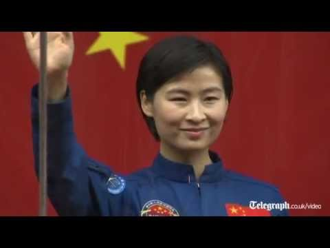 China's female astronaut: I feel limitless pride