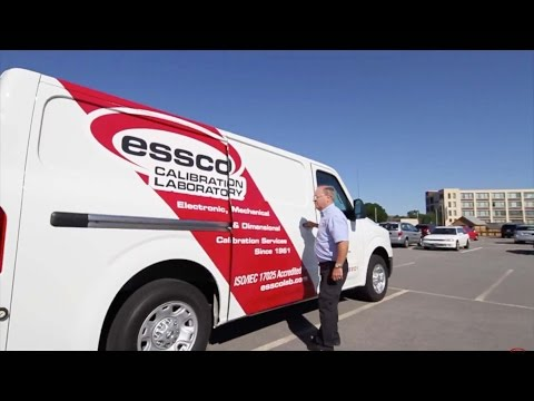 Essco Calibration Laboratory - Onsite Calibration Services