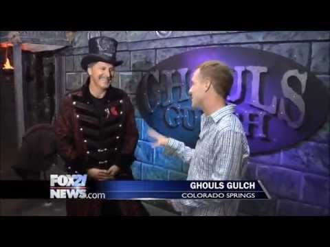Ghouls Gulch Haunted House In Colorado Springs