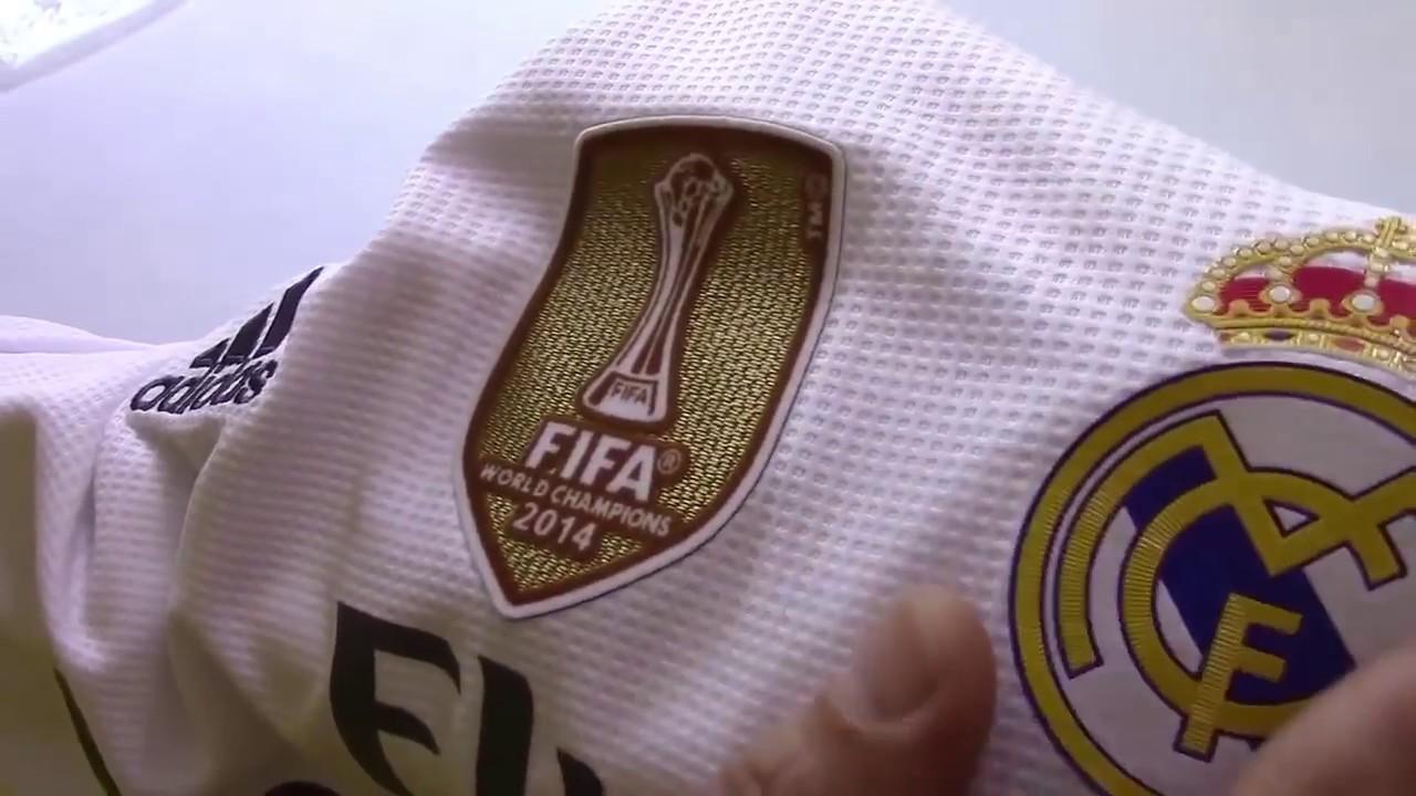 Реал Мадрид презентовал новую форму на 2016 - 2017 год - YouTube