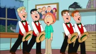 IRONY! Family Guy