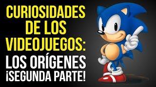 8 CURIOSIDADES de los VIDEOJUEGOS: Los orígenes, ¡SEGUNDA PARTE!