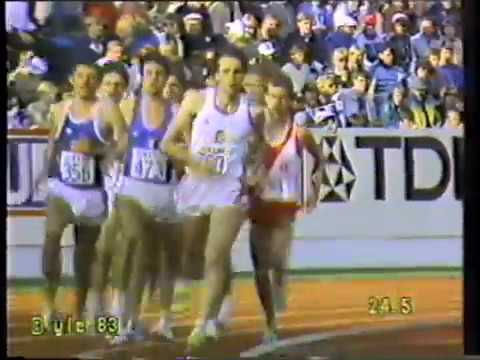 1983 IAAF World Track and Field Championships - Day 6