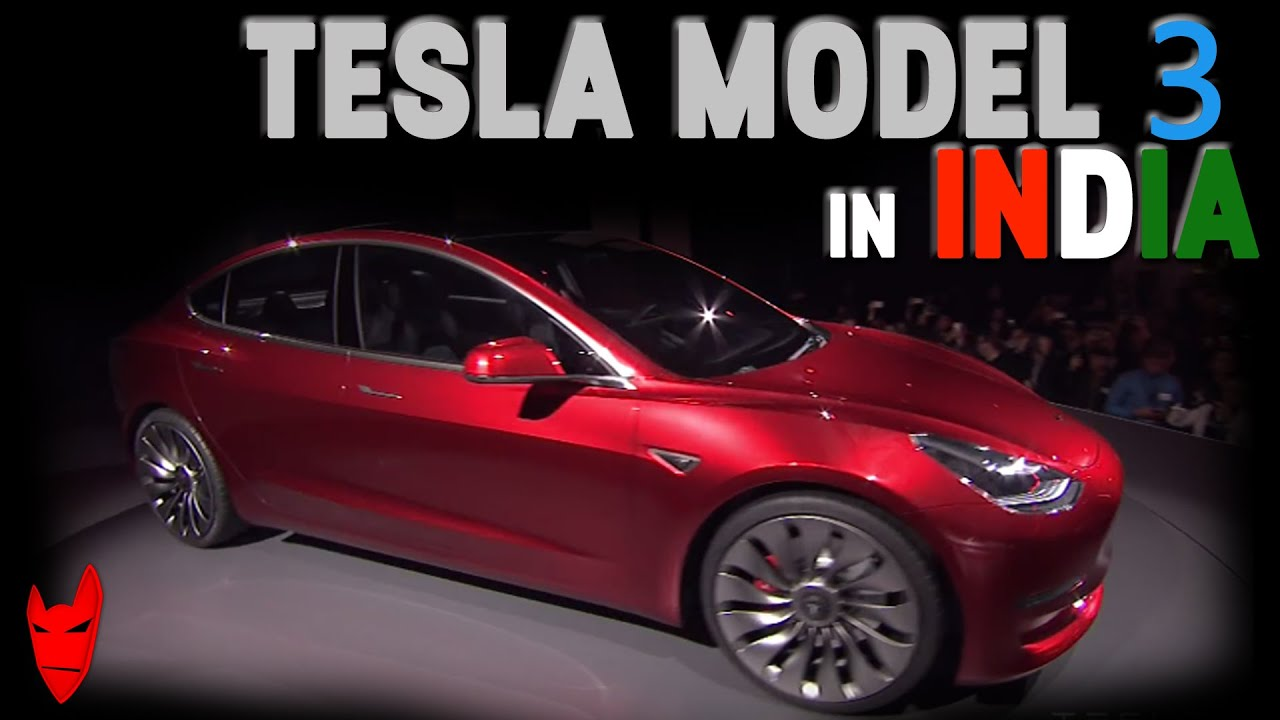 Tesla Model 3 in India   All you need to know   RP Car ...