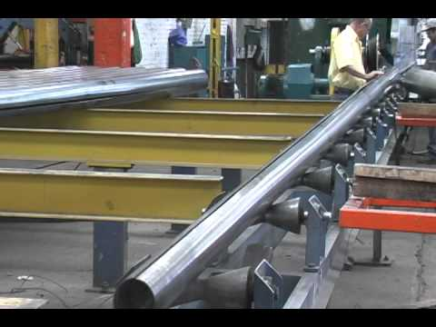 Metalpol The Manufacturing Of Steel Poles Youtube