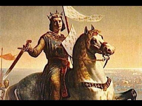 Last Words of Saint Louis IX, King of France, 1270