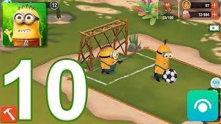 Minions Paradise - Gameplay Walkthrough Part 10 - Level 12 (iOS, Android)