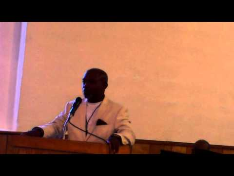 NEB Church Anniversary - Introduction of Previous Members - John Smith
