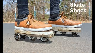 How to Make Skate Shoes at Home