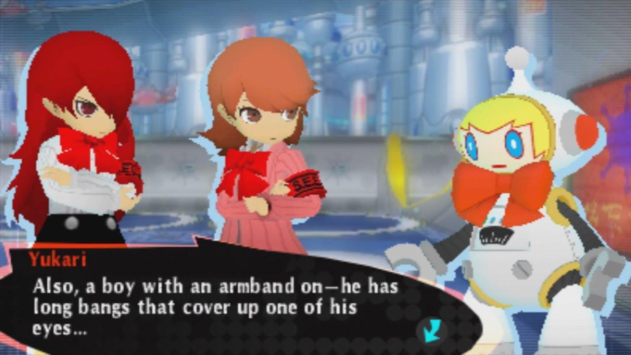 Persona Q2: New Cinema Labyrinth [3DS] - A I G I S  Zone 1 & 2 [English Sub]