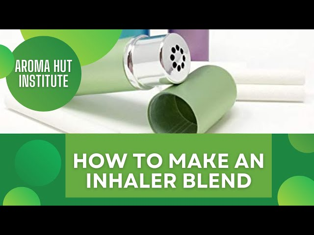 Weight Loss Inhaler Essential Oil Blend