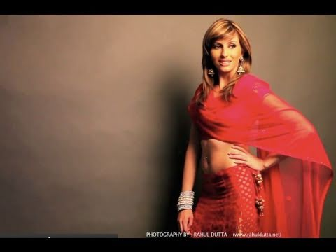 Natalie Di Luccio Video Blog # 4- Shoot in Delhi (...