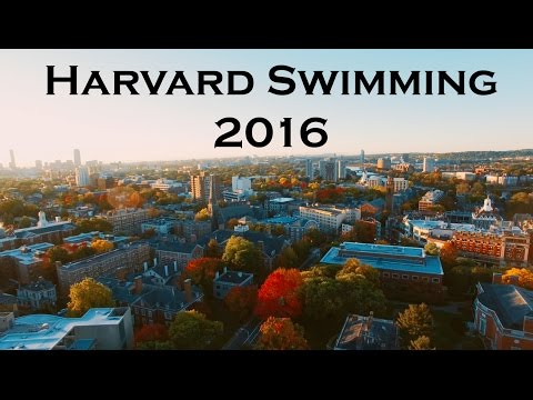 Harvard Swimming - A New Perspective