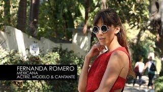 La guapa Fernanda Romero encuentra calaveras para llevarlas puestas-Ep 2